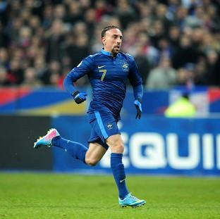 Franck Ribery will not go to Brazil with France