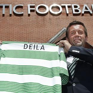 Ronny Deila was unveiled as Celtic's new boss at Celtic Park