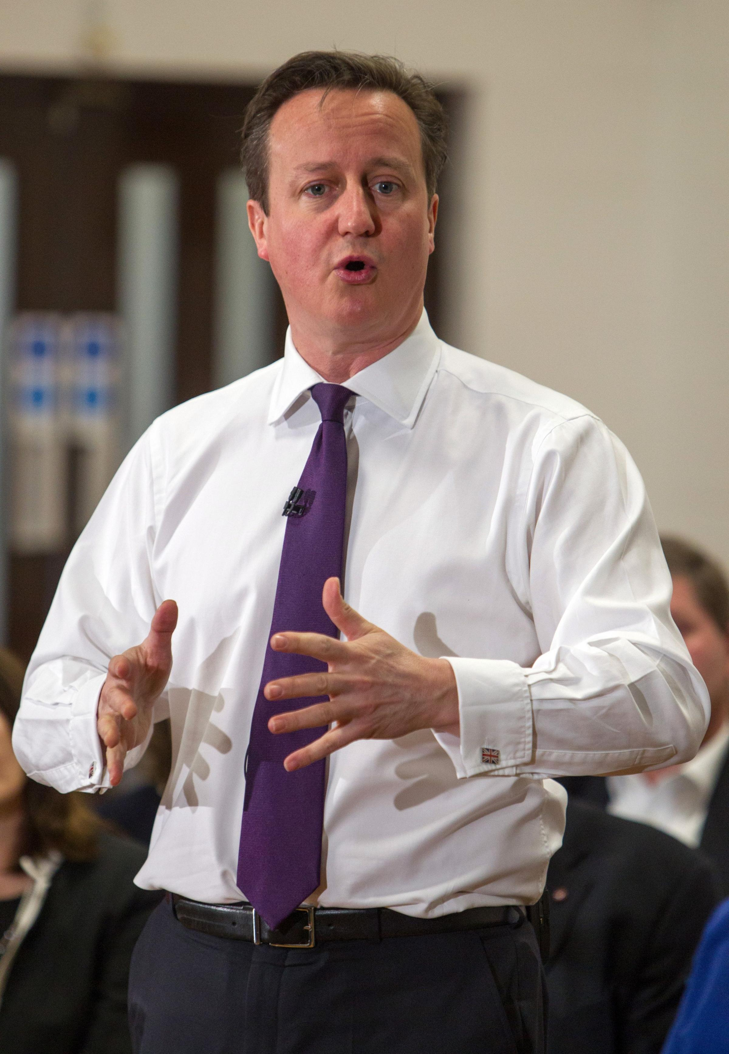 PM 'right' to demand increase in patriotism say East Lancs politicians