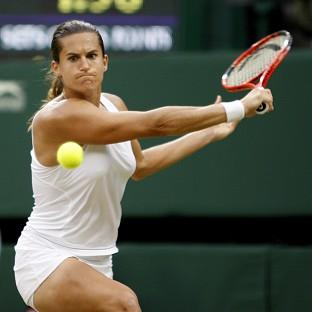 Amelie Mauresmo, pictured, will work with Andy Murray