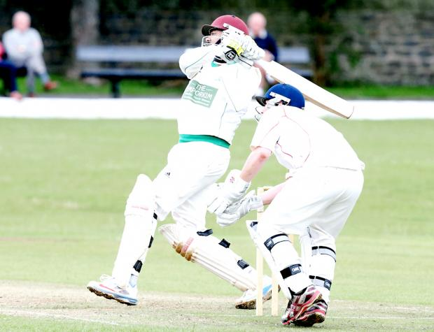Janaka Gunaratne is in top form for leaders Clitheroe