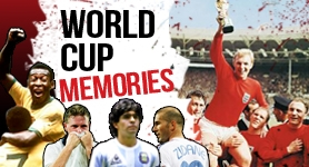 Lancashire Telegraph: World Cup Memories
