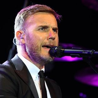 Gary Barlow is thought to have been left off the guest list for David Cameron's celebrity party