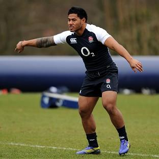Manu Tuilagi will find himself on the wing