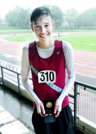 Athletics: Talented Leon shows he is a real all-rounder