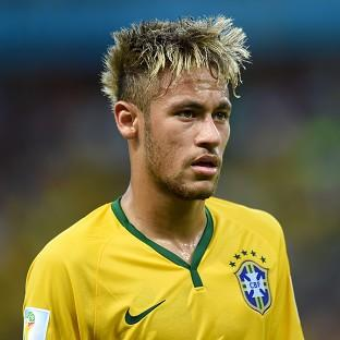 Neymar scored twice for Brazil as they beat Cameroon 4-1 on Monday