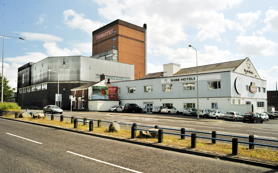 Thwaites bosses announce Blackburn base move