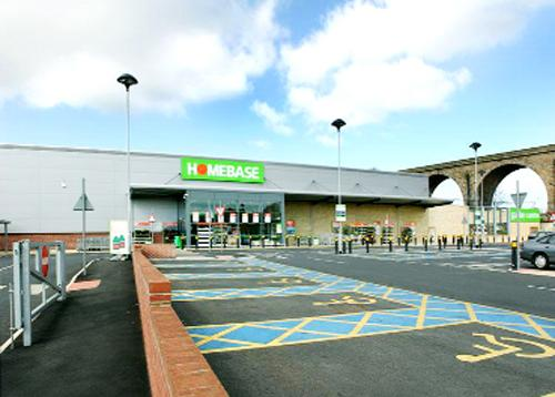Homebase at Calder Vale Road is set to become an outlet for The Range