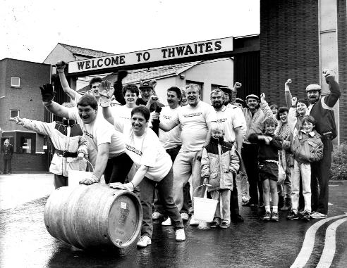 Thwaites: An integral part of Blackburn's history