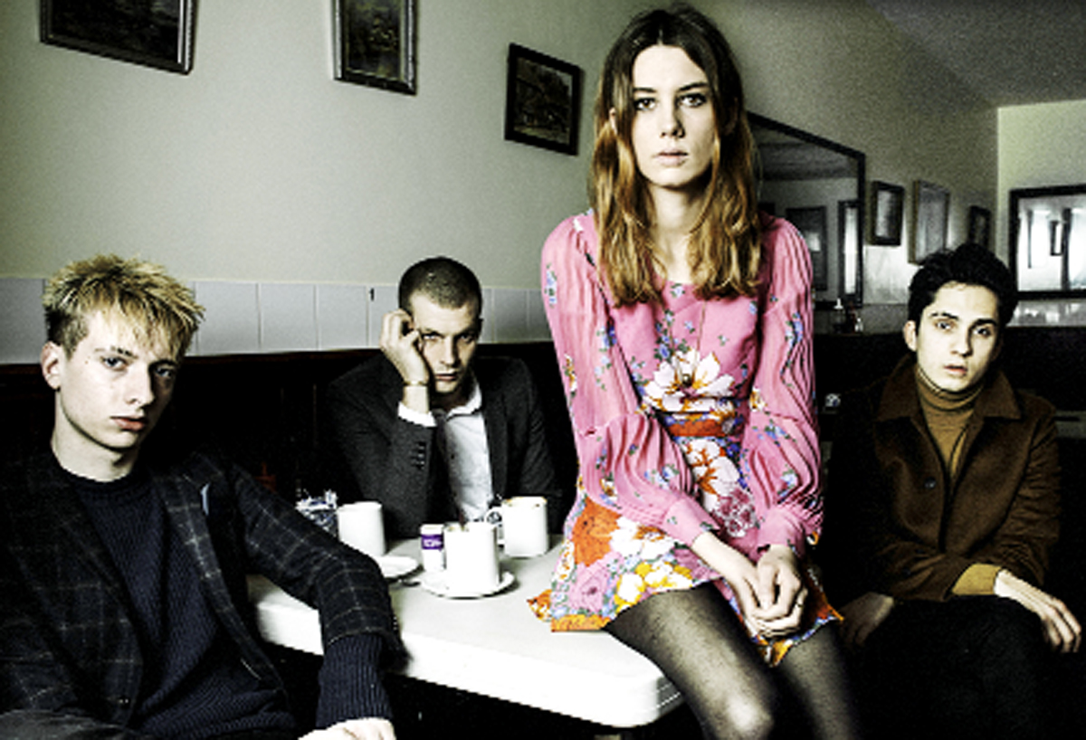 Here comes the big bad Wolf Alice!