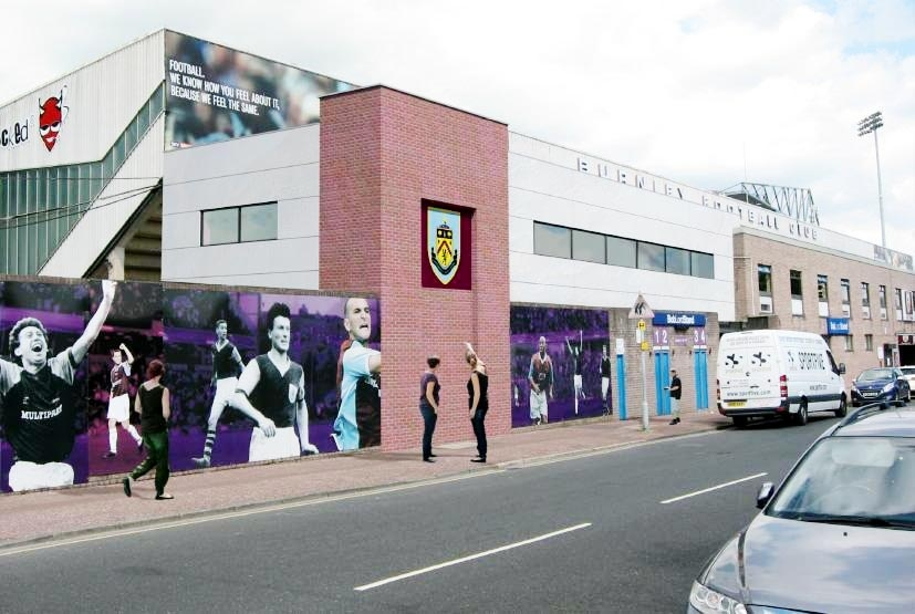 Turf moor redevelopment plans revealed