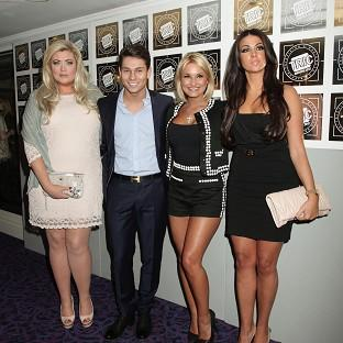Gemma Collins, Joey Essex, Sam Faiers and Cara Kilbey star in Towie
