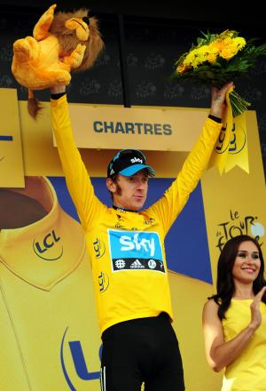 No Bradley Wiggins this time