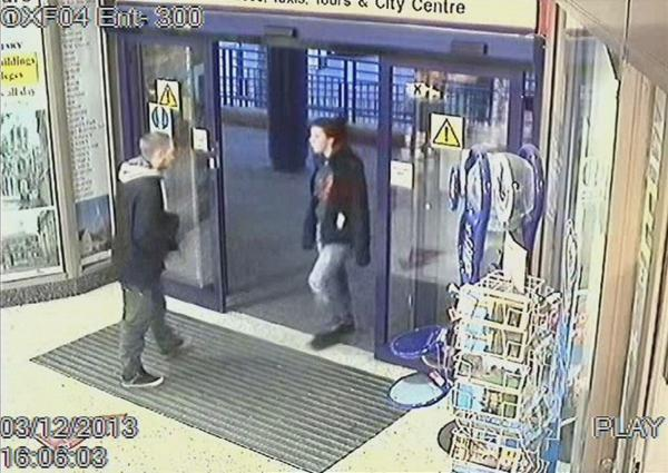 Update: CCTV released showing Jayden Parkinson meeting Ben Blakeley at Oxford train station