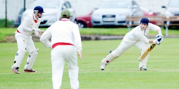 Jordan Clarke aims to be among the runs when Darwen travel to St Annes tomorrow ahead of T20 finals day