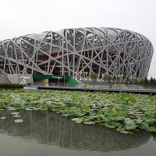 Beijing hosted the 2012 summer Olympics