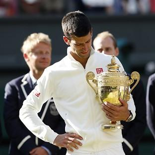 Novak Djokovic is the top ranked player once again
