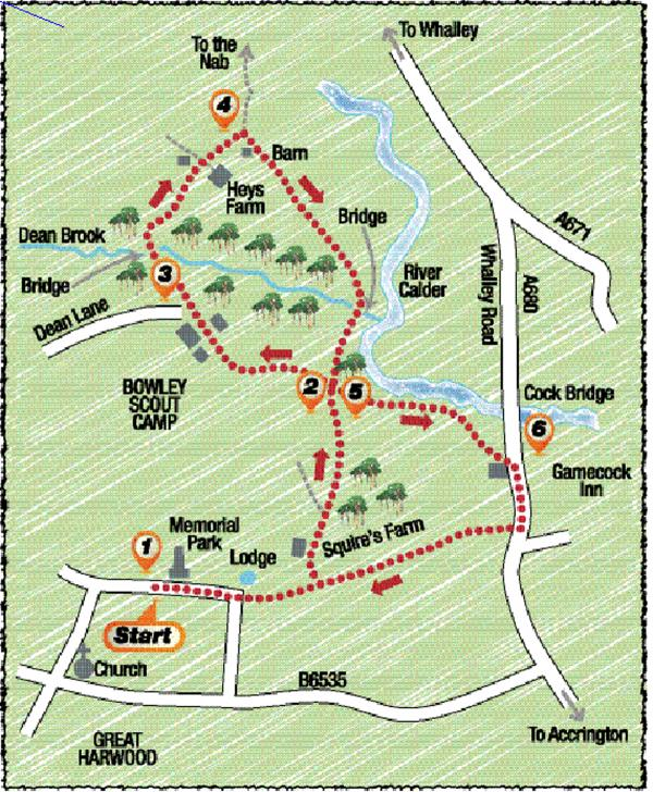 Walk: The Ribble and Hodder
