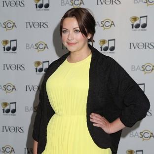 Charlotte Church has said she will have to carry on working because she can't afford not to