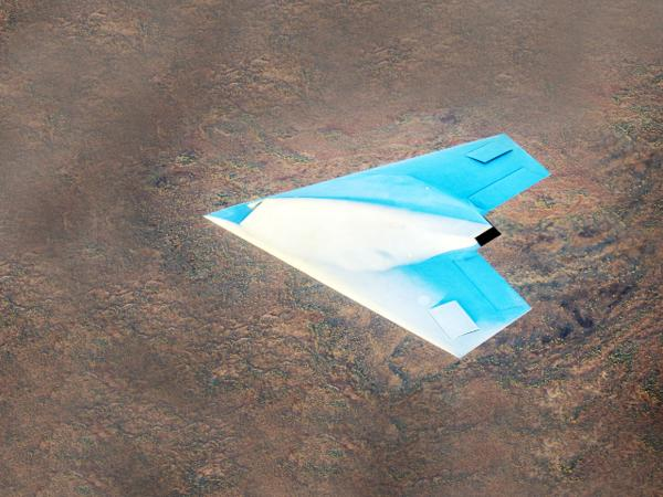 BAE's 'invisible' jet makes second successful test flight