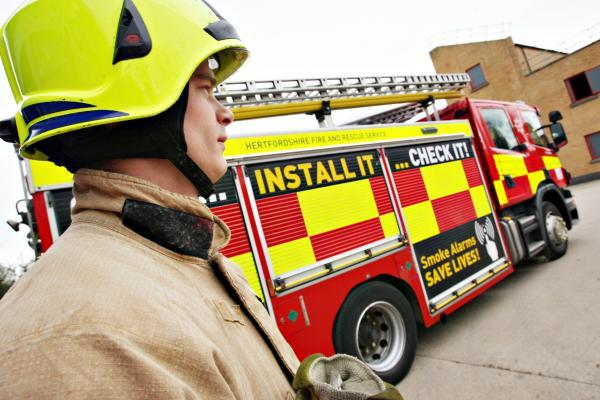 Man, 21, injured in Burnley house fire