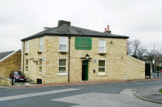 The Rifle Volunteer, Burnley