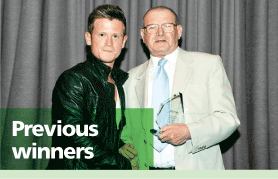 Lancashire Telegraph: Previous Winners