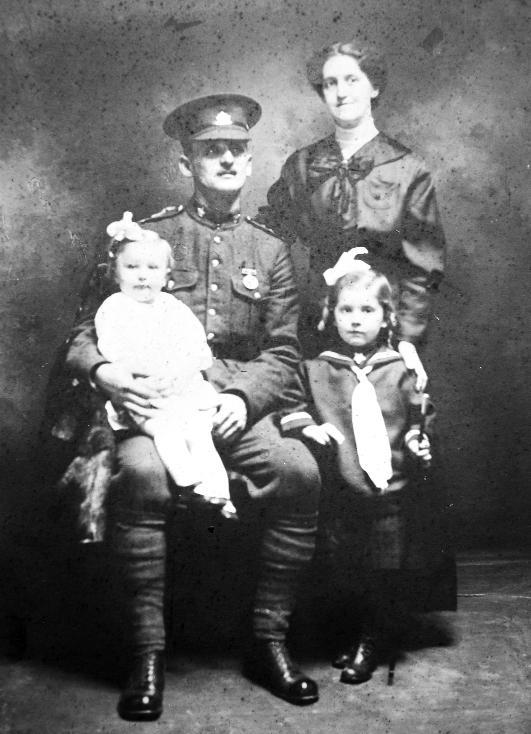 The granddaughter of Canadian Army sergeant shares his letters home