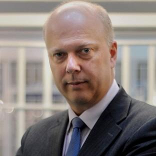 Justice Secretary Chris Grayling said five applications had been made by the Government for evidence to be heard in secret courts over the past year