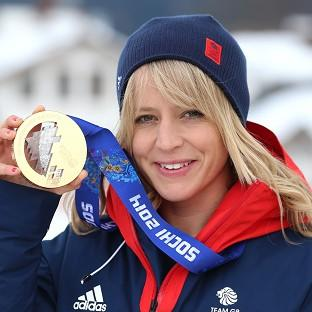 Snowboard Jenny Jones won the slopestyle bronze medal at Sochi