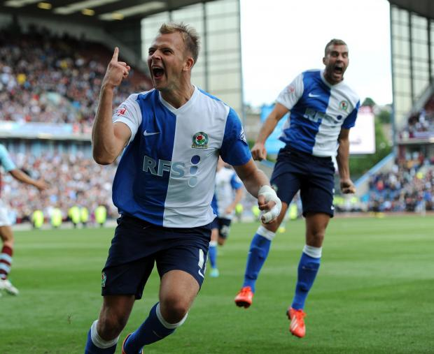Hull want to sign Rovers star Jordan Rhodes