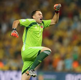 David Ospina is an Arsenal player