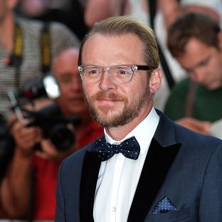 Simon Pegg has appeared in some of the biggest movies of the past few years