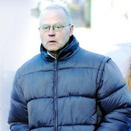 Shamed former teacher John Mead who is starting a 3-year jail sentence