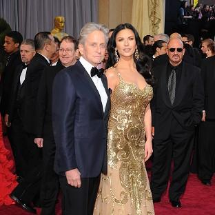 Michael Douglas has had the full support of his wife Catherine Zeta-Jones throughout his fight with cancer