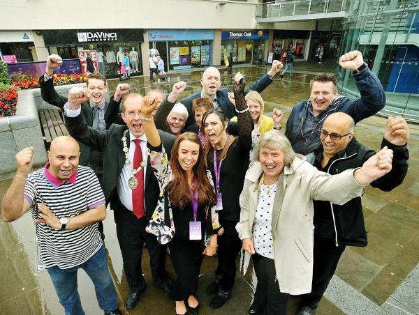 Blackburn traders celebrate landmark ruling