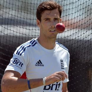 Steven Finn is back in the England set-up