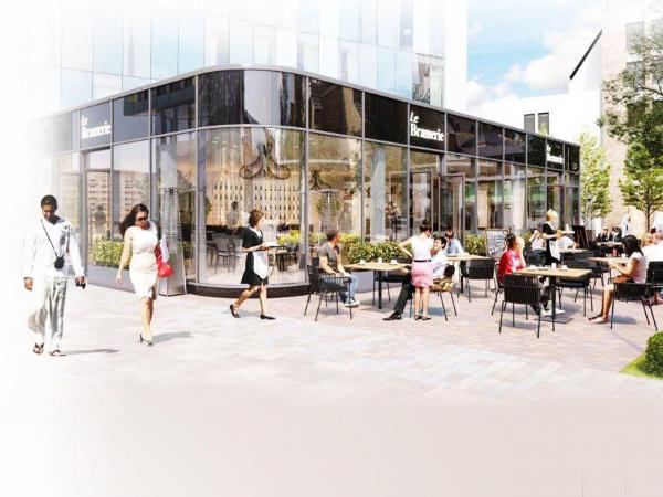 REVEALED: Blackburn's new Cathedral Quarter development
