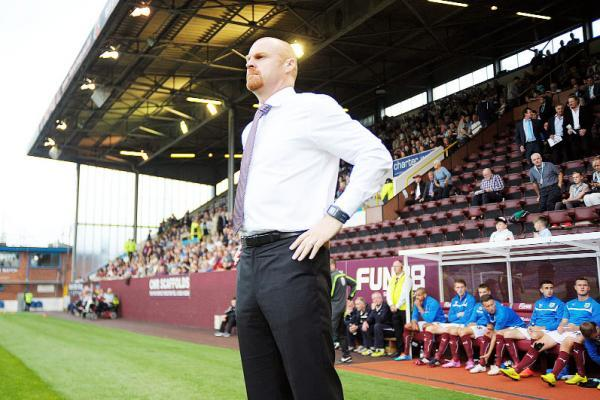 Burnley boss Dyche in no rush to add to squad