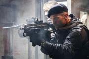 Jason Statham stars in The Expendables 3. Picture courtesy of PA Photo/Lionsgate