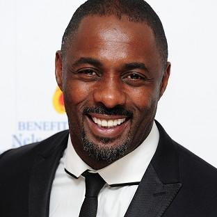 Idris Elba likes to cook when he's not working
