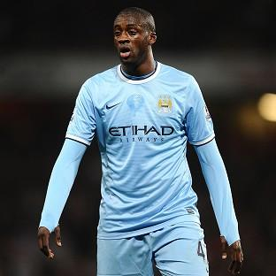 Yaya Toure caused a stir when expressing his unhappiness this summer