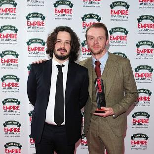 Edgar Wright and Simon Pegg are teaming up for more films