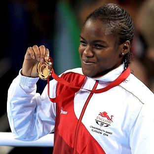 Nicola Adams is due to have a shoulder operation in the next two weeks