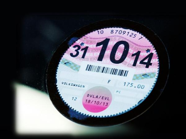 Paper road tax discs set to be abolished