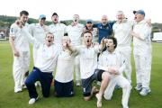 Lowerhouse celebrate their title