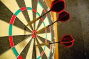 Man hit East Lancs housemate and broke window in row over darts