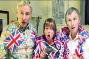 Kevin Horkin, Vicky Entwistle and Nigel Evans try to persuade Scotland to stay with Britain