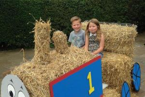 Charnock Richard welcomes thousands of visitors for scarecrow festival