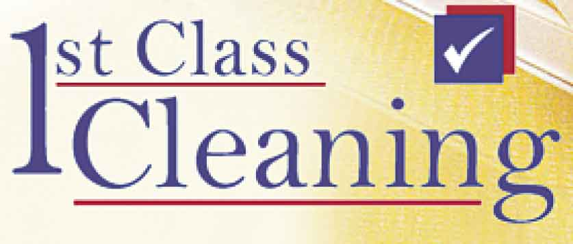 First Class Cleaning by Ray Dunkley